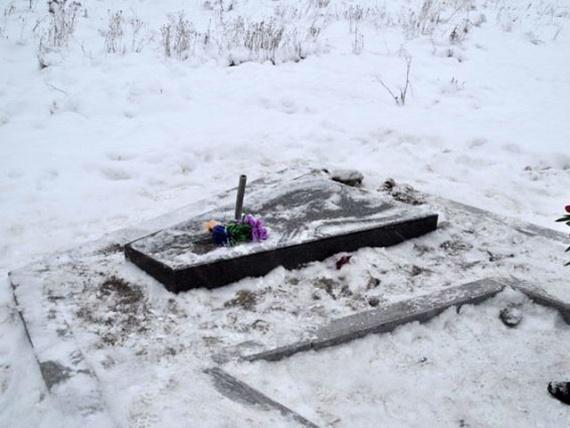 Пропавший во Всеволожском районе мемориал «украли» местные власти
