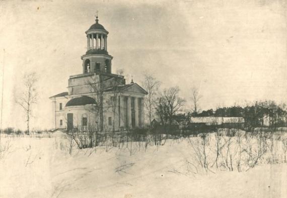 Муринская церковь