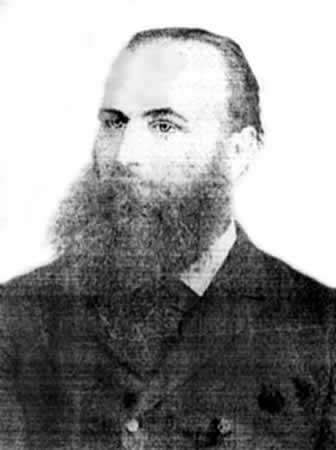 Прот. Александр Логиневский (+ 1937) - настоятель Свято-Троицкого храма в 1930-х гг.