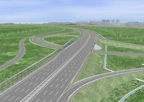 Вокруг Мурино и Нового Девяткино построят платные дороги
