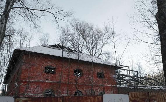 Сыроварня барона Фредериска во Всеволожске