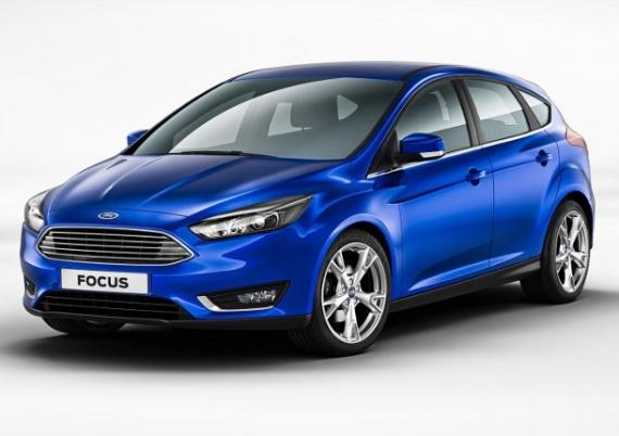 Новый Ford Focus 2014
