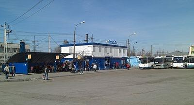 Автовокзал Северный в Девяткино