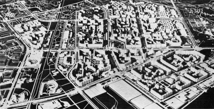 Советский проект застройки Кудрово