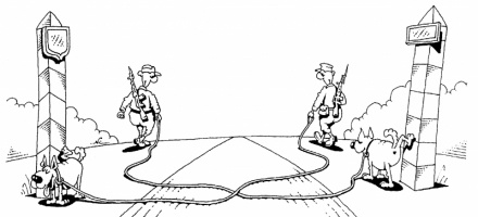 Рисунок Игоря Кийко с сайта cartoonbank.ru