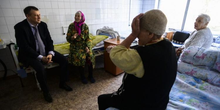Морозовскую городскую больницу отремонтируют в 2015 году