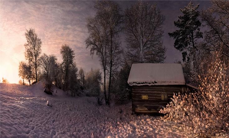 Исчезающая красота Новой деревни