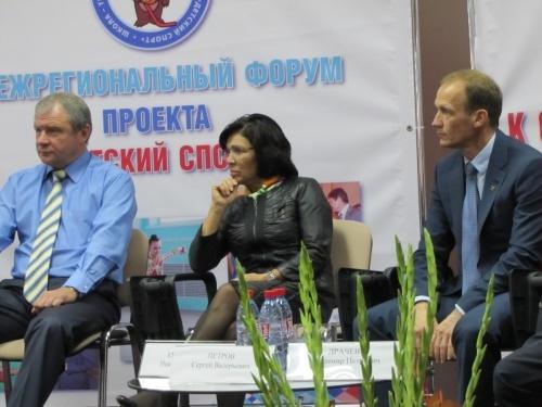 Форум проекта «Детский спорт» прошел в Токсово