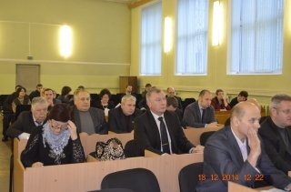 Состоялся четвертый Совет депутатов Всеволожского района