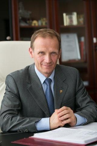 Поздравление с Новым годом главы администрации района Владимира Драчёва