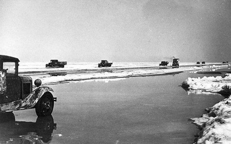 Первопроходцы Ладожского озера
