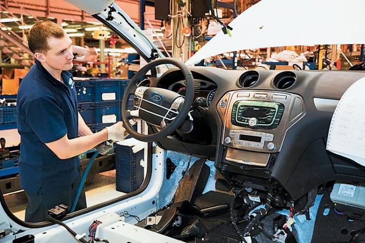 Завод Ford во Всеволожске может вновь приостановить работу в конце марта