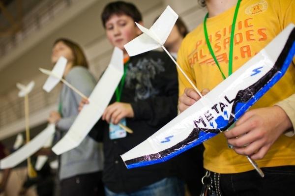 В Разметелево пройдут соревнования юных планеристов