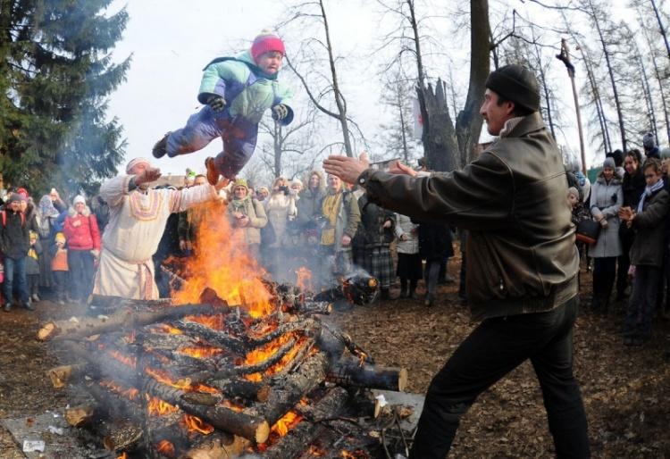 Масленица-2015: как встречают весну во Всеволожском районе