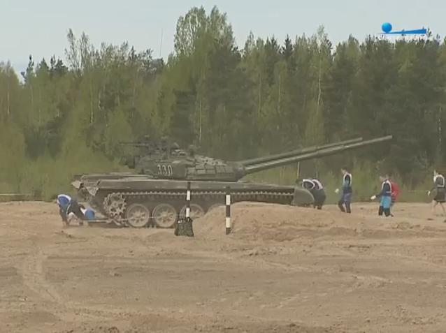 Город отважных: Петербург присоединился к проекту «Гонка героев» (видео)