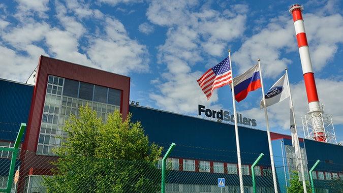 Всеволожский Ford после двухмесячного простоя заработает с 15 января