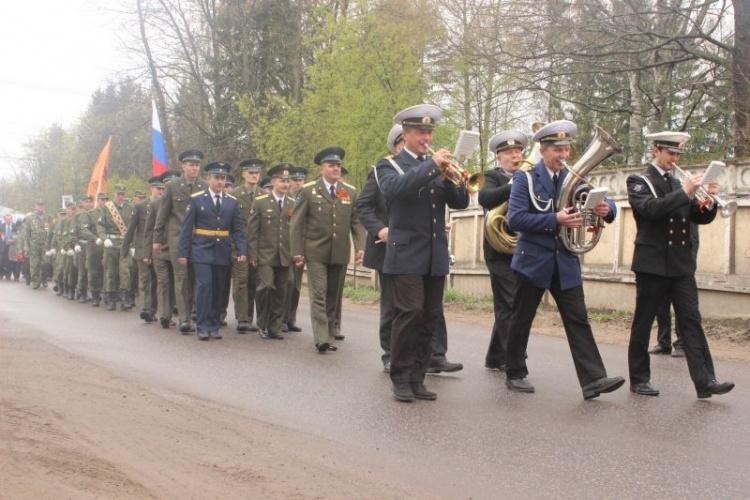 Ограничение движения транспорта в Токсово на 9 мая