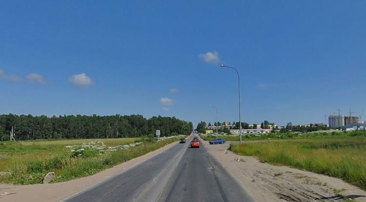 Въезд в Бугры из Петербурга приведут в порядок