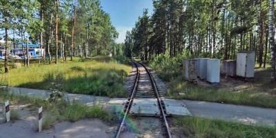 В Сертолово запустят электрички из Петербурга по военным рельсам