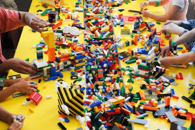 Школа-технопарк в Кудрово закупило Lego почти на миллион