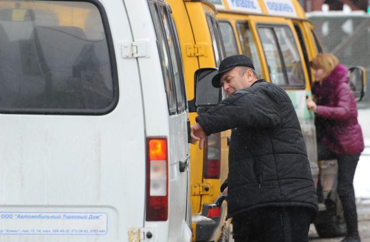 В ближайшее время в Кудрово прекратят движение все нелегальные маршрутки