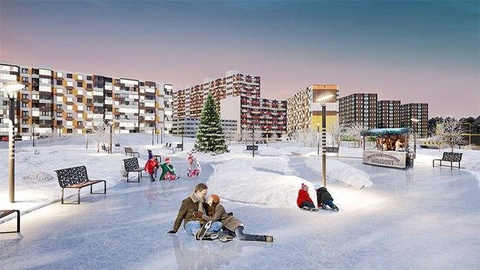«Мега парк» IKEA в Кудрово откроют на выходных