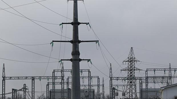 Жители посёлка Мурино остались без электричества из-за ДТП