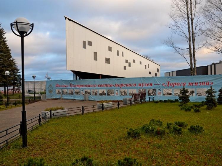 Активисты ОНФ добились реконструкции знаменитого музея «Дорога жизни»