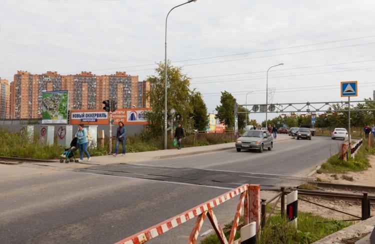 Строительство выезда из Кудрово в Петербург пока не планируется