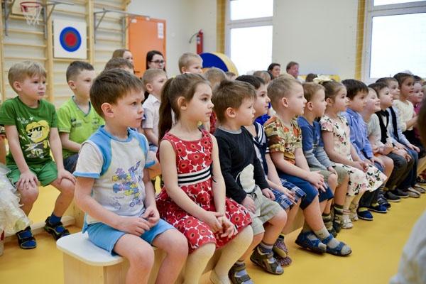 Во Всеволожске открыли детский сад по шведскому проекту