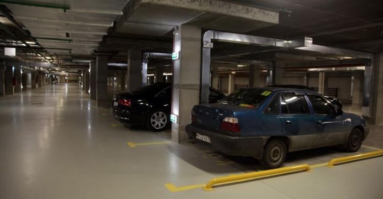 В Кудрово появится пятиэтажный паркинг