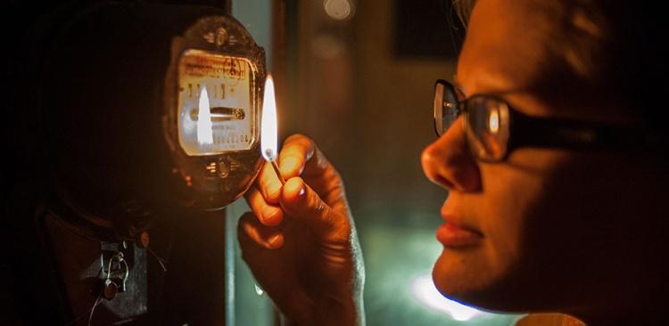 В Кудрово несколько тысяч человек остались без света