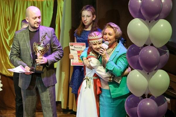 Во Всеволожске прошел районный конкурс «Голос»
