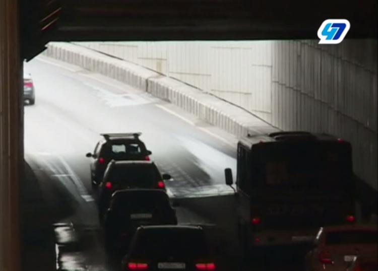 Ремонт Токсовского тоннеля продлится полтора года. Жителей Мурино ждут огромные пробки (видео)