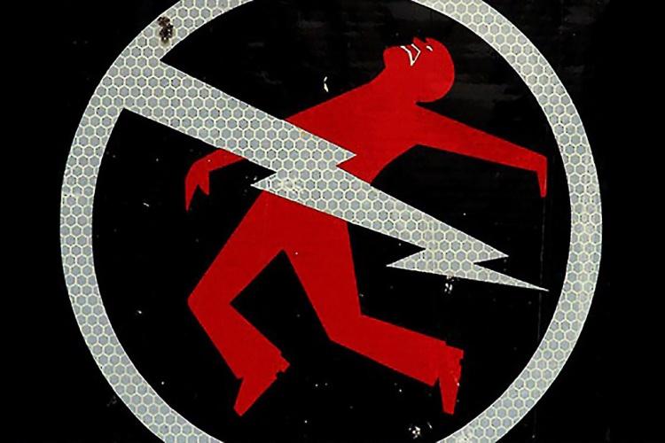 В НовомТоксово забывчивость убила электрика