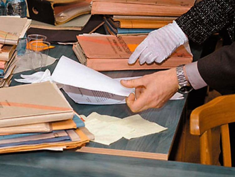Сразу после выборов в Агалатовской администрации полиция опять изъяла документы