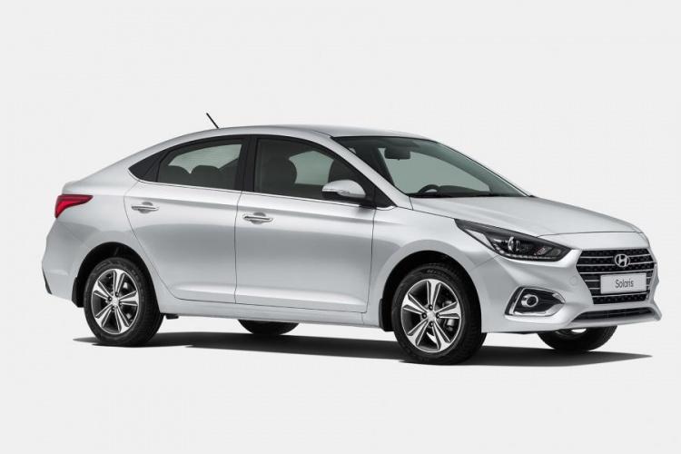Угонщики охотятся за Hyundai Solaris и прицепами