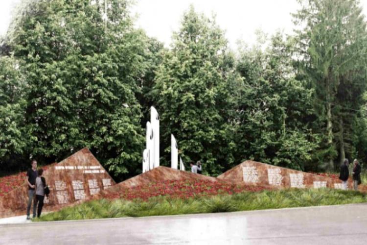 Памятник скорби откроется на Румболовской горе