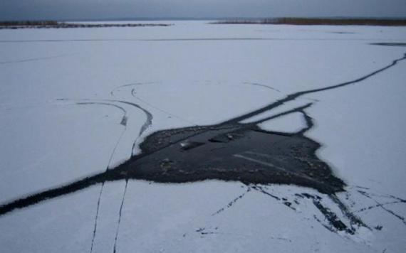 За выходные во Всеволожском районе под лёд провалились четыре человека