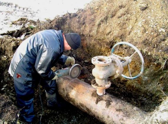 Во Всеволожском районе Ленинградской области обнаружили незаконную врезку в нефтепровод.