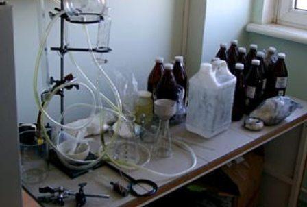 Во Всеволожске осуждены члены ОПГ, занимавшиеся производством амфетамина
