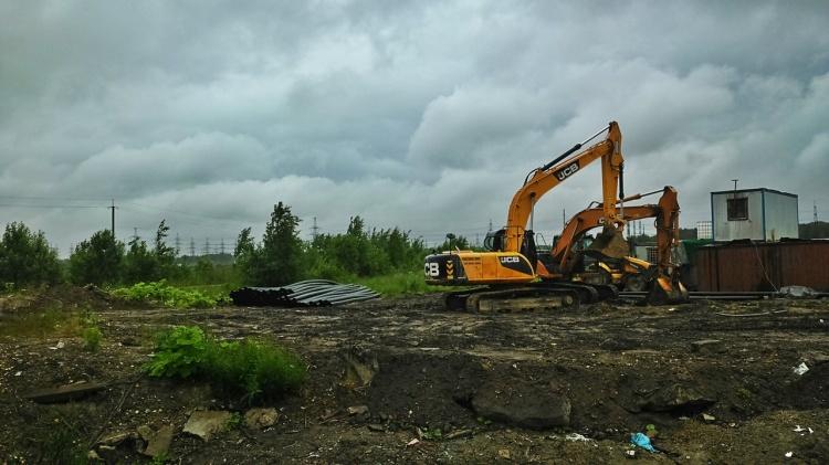 В деревне Новосергиевка начался ремонт водопровода