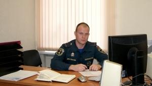 Во Всеволожском районе живет и работает самый лучший в области инспектор по пожарному надзору