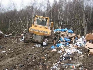 """Племзавод """"Бугры"""" оштрафовали на 150 тысяч рублей за свалку мусора"""