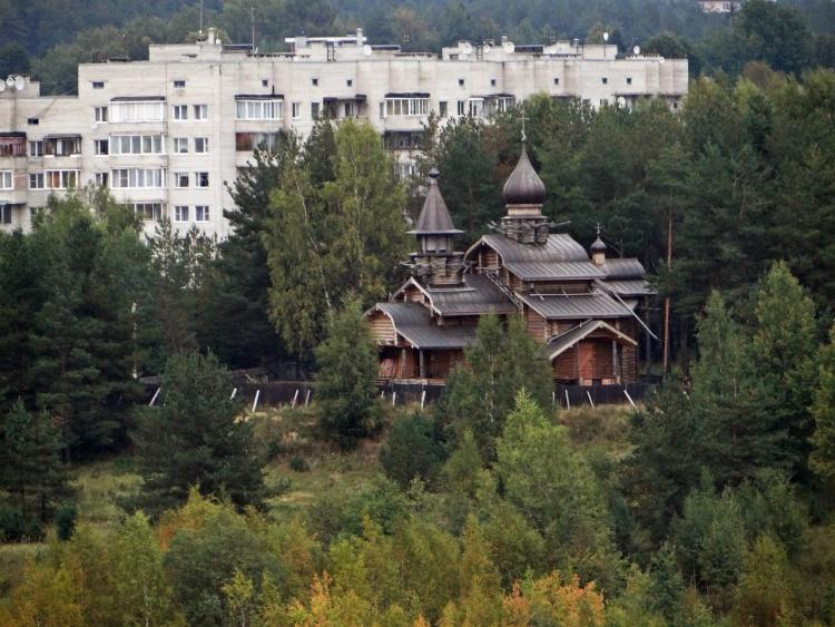 Кузьмоловский храм: путь длиной в 12 лет