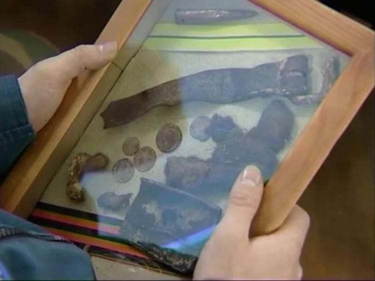 Во Всеволожске передали личные вещи родственникам солдата, погибшего на Великой Отечественной войне (видео)
