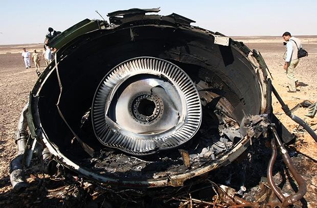 Две жертвы теракта над Синаем будут перезахоронены в Ленобласти
