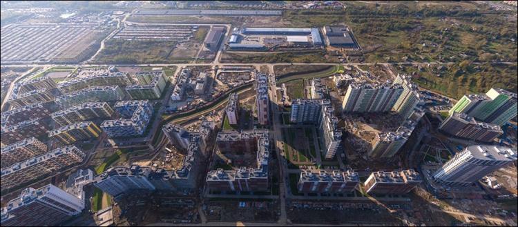 Надежды и проблемы Кудрово