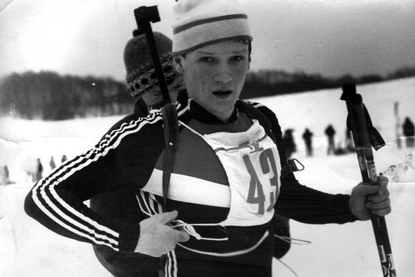 Неостанавливаемый. Владимиру Драчеву — 50 лет!
