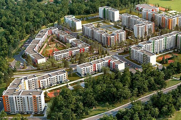 Началось проектирование детсада и школы для ЖК Yolkki Village под Петербургом